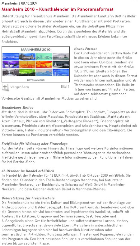 W1-Extrablatt