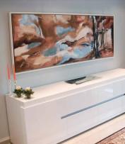 Mannheim, Gemälde, Malerei, Kunst im Raum, Raumkunst, Leasing, unstdruck, Reproduktion