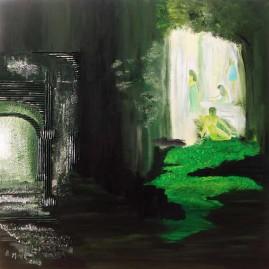 Gemäldeserie Parsifal